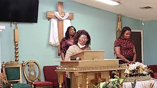 Stay in the Word | Greater Palm Bay COG| Sunday Service | Evangelist Violet Thomas| 7.19.20