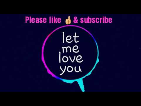 let me love you song ringtone