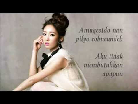 Taeyeon and The One - Like A Star (Indonesia Lyrics Translation)
