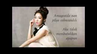 Taeyeon and The One - Like A Star (Indonesia Lyrics Translation)