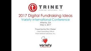 2017 Digital Fundraising Tips