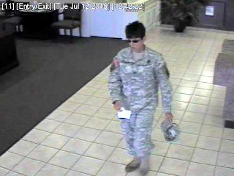 Mobile Police searching for two bank robbery suspects