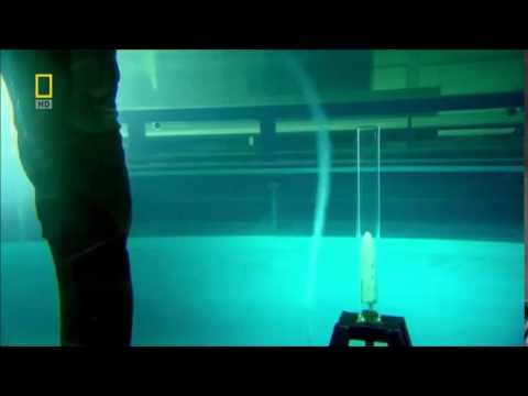 Demonstration of Submarine Missile Launch Principles