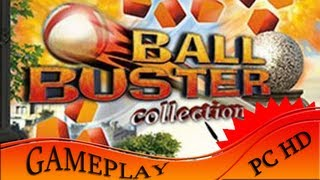 Ball-Buster Collection - Gameplay PC | HD