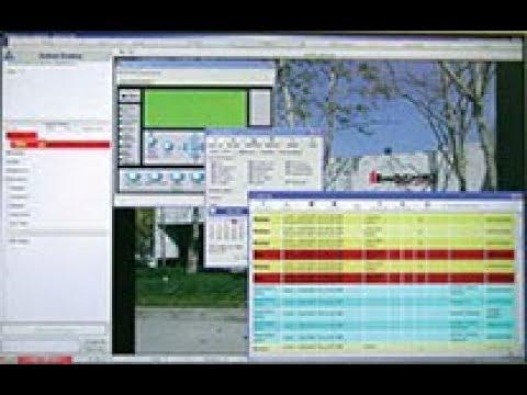 Cài đặt, lập trình phần mềm graphic Hochiki Firenet