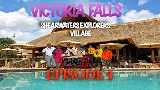 Africa road trip 🚙🌍Victoria Falls | Shots 🥃| Dinner🍽 | Breakfast 🍳| Episode 4‼️