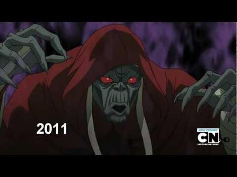 Mumm-Ra Transform! 1985 Vs 2011