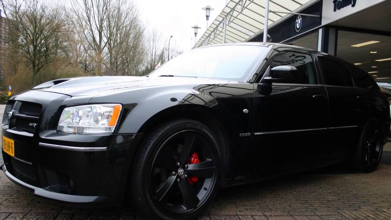 Chrysler 300c Dodge Magnum Station Srt 8 Hemi Grote Navi
