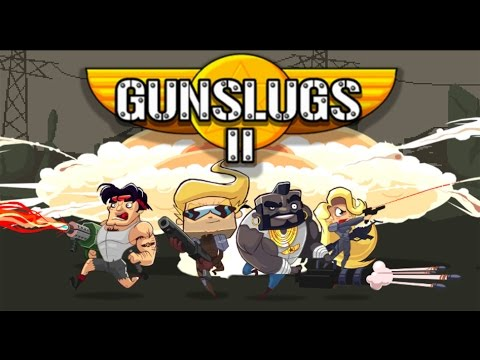 Gunslugs 2 - Gameplay (ios, ipad) (ENG)