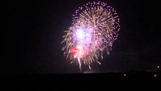 4th of July Fireworks in Brownsville, Texas