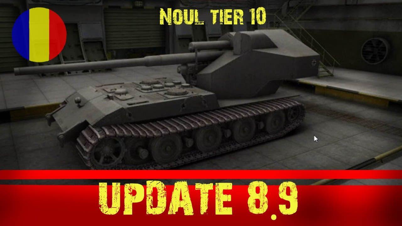 World Of Tanks 8.9 Matchmaking Chart