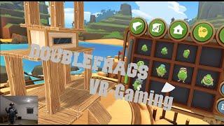 Angry Birds VR: Level-Bauer - Mit der Index ausprobiert!