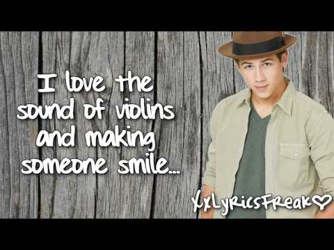 Nick Jonas - Introducing me (Camp Rock) - Lyrics On Screen HD