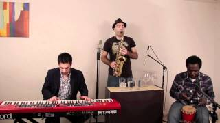 """Somebody That I Used To Know"" - Postmodern Jukebox Kitchen Cover"