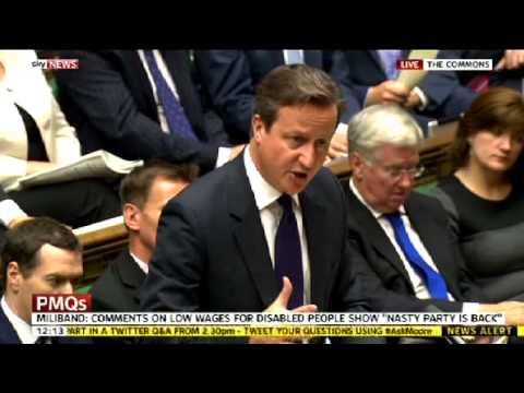 Nigel Dodds Raises Ebola Preparations at Prime Ministers Questions