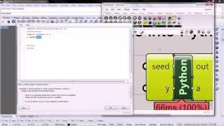 NOC Python Grasshopper: 01