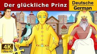 Der glückliche Prinz | Gute Nacht Geschichte | Märchen | Geschichte | Deutsche Märchen