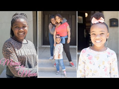 #FamilyGoals: A Day in the Life of Erica Campbell | Moms on the Move