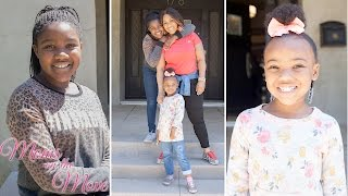 familygoals a day in the life of erica campbell moms on the move