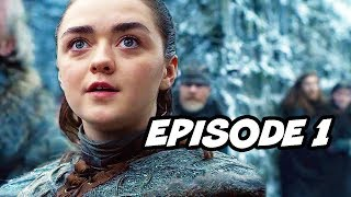 Game Of Thrones Season 8 Episode 1 Early Review and New Intro Scene Breakdown