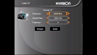 frekuensi parabola net tv hilang no signal pindah ke transponder baru hd di telkom