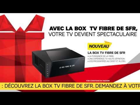Box TV Fibre de SFR