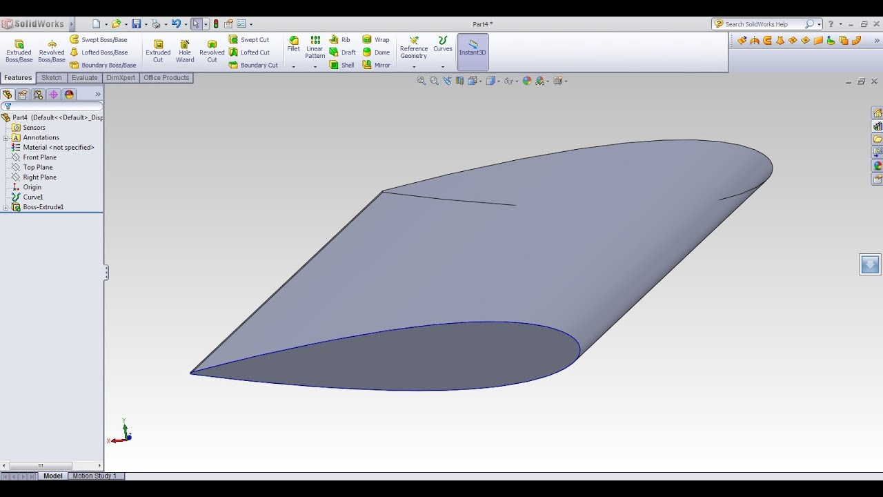 airfoil design with solidworks Nrel's s834 airfoil graphic and coordinates nwtc portal cae tools seminars mt2 airfoils airfoil families airfoil list airfoil shapes airfoil data airfoil docs nrel.