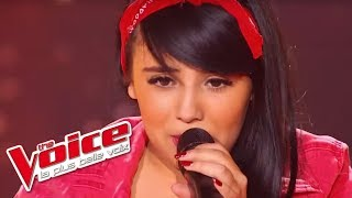 Amy Winehouse - You Know I'm No Good | Linda | The Voice France 2012 | Blind Audition
