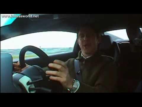 Fifth Gear Lamborghini Gallardo SE Jason Plato