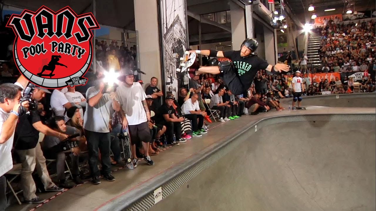 5124492f97 Vans Pool Party 2013  Masters Division - YouTube