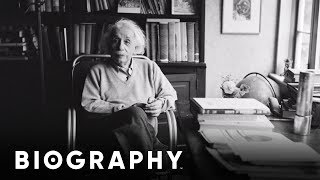 Biography: Albert Einstein Mini Bio thumbnail