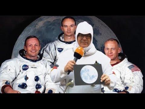 1, 2 Oder 3 Kindersendung / Thema: 50 Jahre Erste Bemannte Mondlandung