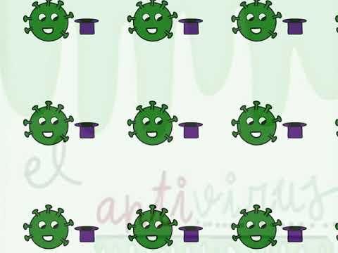El Antivirus os desea feliz navidad