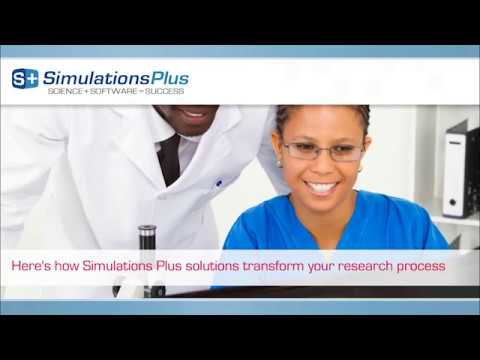 Simulations Plus - Company Overview
