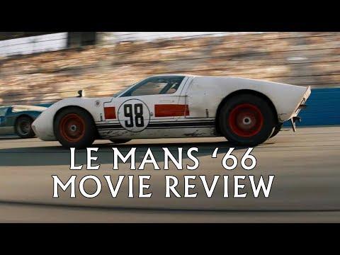 Le Mans 66 | Movie Review | 2019 | Ford v Ferrari | Biography | Matt Damon | Christian bale |