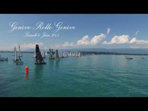 4K Video of Geneva Lake, Switzerland (filmed with DJI Inspire 1)
