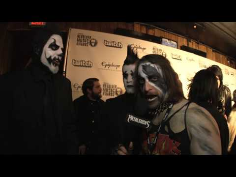 TWIZTID Interview, Revolver Music Awards 2016 Black Carpet | MetalSucks