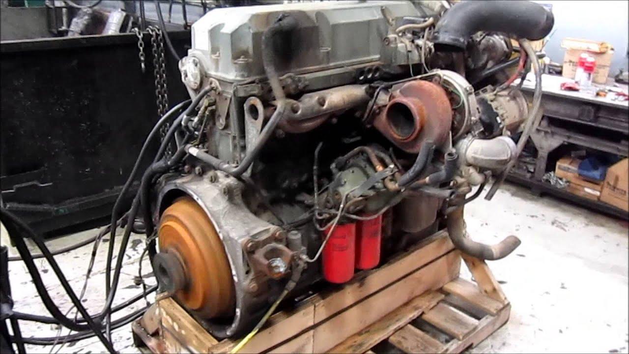 2006 detroit diesel series 60 ddecv 14 0l engine