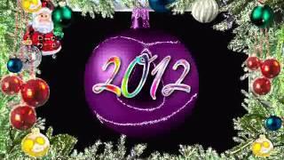 "Футажи  ""С Новым Годом"" , Footage, ""Happy New Year"""