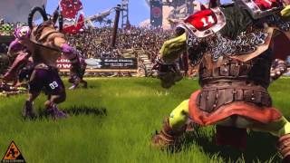 Blood Bowl 2: Chaos vs Orcs (Cow Ditka Reigns Supreme)