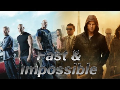 Fast & Furious Vs Mission Impossible Epic Trailer (Fan-Made)