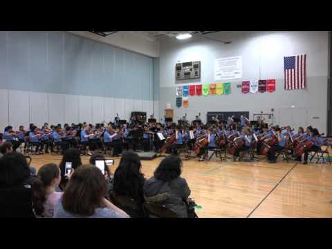 Power Rock - Scullen 6th Grade Orchestra