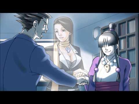 Rei Yasuda - Message (GYAKUTEN SAIBAN: SONO