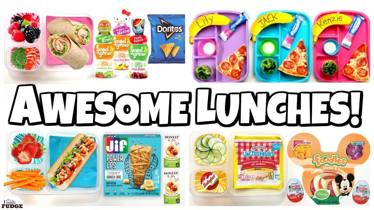 909e76235295 AMAZING Lunches on the GO! ✈️ Bunches Of Lunches