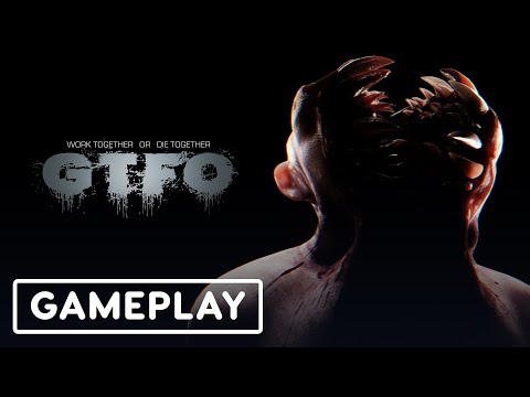 GTFO Exclusive Gameplay | Summer of Gaming 2020