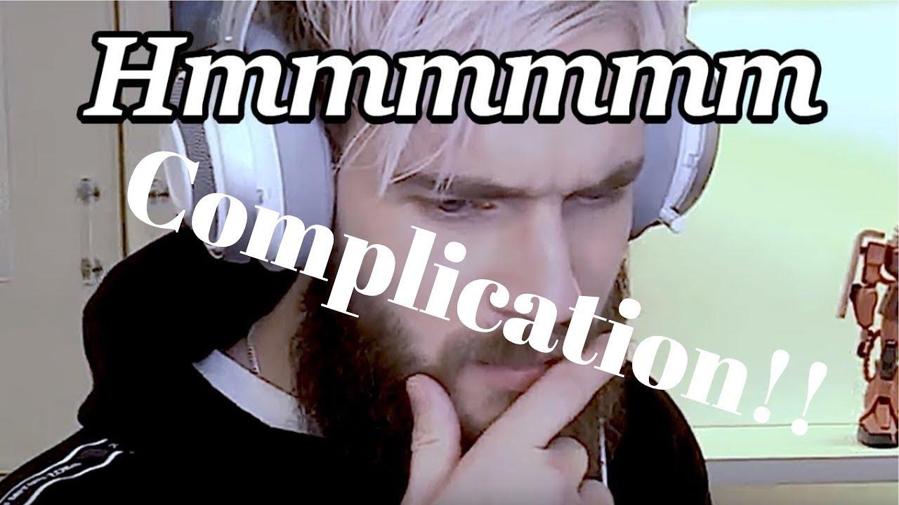 maxresdefault pewdiepie hmmm compilation!! youtube