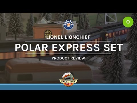 Modelling Railroad Train Track Plans -Mind-Blowing O Gauge Lionel Polar Express 10th Anniversary Set