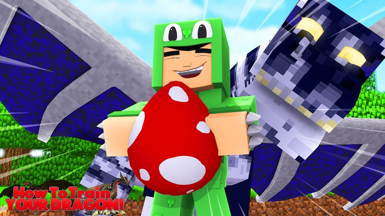 minecraft how to train your dragon little lizard 17