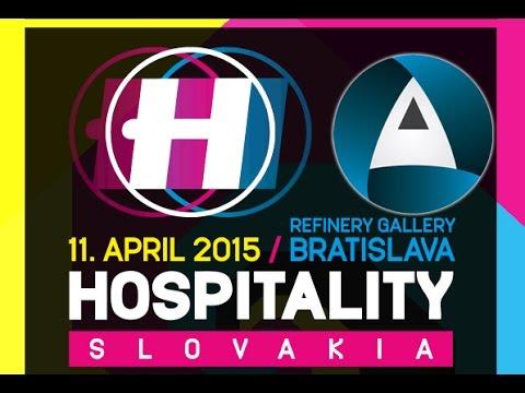 Hospitality Slovakia - Bratislava 2015, 1080p HD (Xiaomi Yi sport camera)