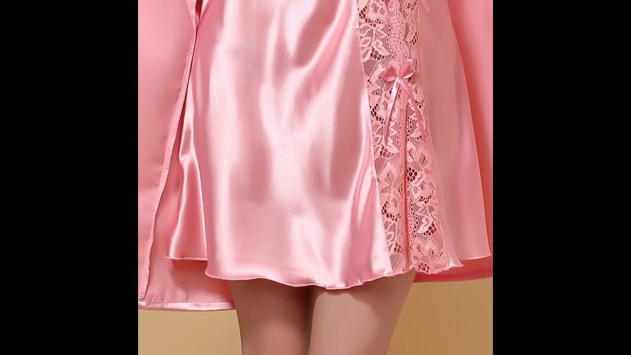 e366713275 como hacer pijamas de mujer - YouTube